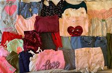 toddler girl clothes 4t lot EUC Lot M 35 Pieces