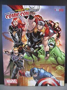 New York Comic Con 2013 - Official Program - NYCC