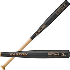 "Easton 34"" Maple Wood Slowpitch Softball Bat A110 194"