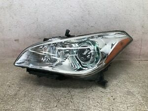 11 12 13 Infiniti M37 M56 Xenon HID Headlight Left Driver NON AFS 1159 OEM