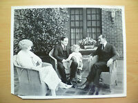 1921 Vintage Press Photograph: EARLE WILLIAMS & others in  Diamonds Adrift