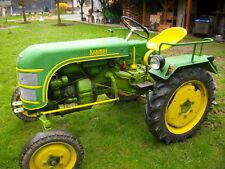 Kramer Traktor KL 11 Oldtimer