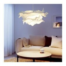 """IKEA KRUSNING Pendant lamp shade, white,33 """"(Sold Separately cord and LED bulb)"""
