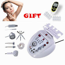 A+5in1 Diamond Microdermabrasion Ultrasonic Dermabrasion Facial Scrubber Machine