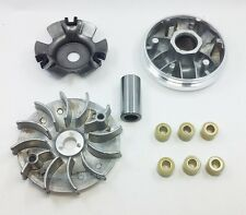 GY6 150cc 157QMJ Chinese Scooter Performance Racing Front Clutch Variato