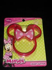 Minnie Mouse Clubhouse Bread Crust Cutter Cookie Sandwich Lunch Disney