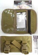 ALOKSAK Tan SPLASHSAK Military version Caddy Arm Pak 5 x 7 Pouch Bag ARM-PAKMT