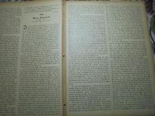 1902 Zeitung Juden 8 / Moses Blumenfeld Schwerte / Pr. Stargard / Mülheim