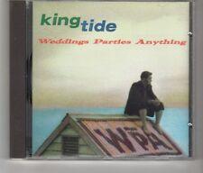 (HK713) King Tide, Weddings Parties Anything - 1993 CD