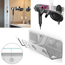 Magnetic Wall Mount Holder Hanger for Dyson Supersonic Hair Dryer & Accessories