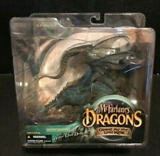 McFarlane's Dragons WATER CLAN DRAGON Quest for the Lost King NEW factory sealed