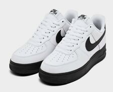 Nike Air Force 1 Low Sneakers Men's Lifestyle Comfy Shoes White/Black