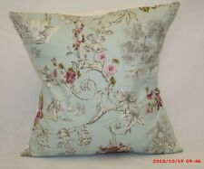 "2 x Shabby Chic Cushion covers,100% cotton,16""x16"""
