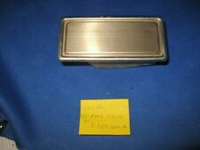 CITROEN  SM MASERATI  REAR ASHTRAY  COMPLETE NOS GENUINE OEM