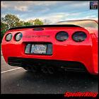 SpoilerKing Rear Trunk Spoiler DUCKBILL 284P (Fits: Corvette C5 1997-2004 all)