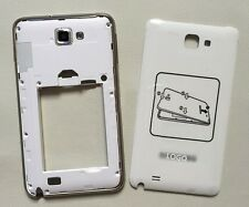 For Samsung Original Galaxy Note N7000 i9220  White Housing Battery cover