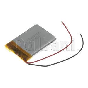 New 3.7V 1200mAh Internal Li-ion Polymer Built-in Battery 50x34x5mm 29-16-0800