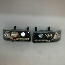 Volkwagen T4 Transporter Headlights DRL LED 1990-2003