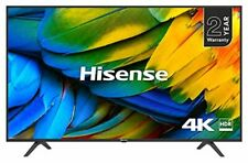 Hisense H43B7100UK 43-Inch 4K UHD HDR Smart TV with Freeview Play (2019)