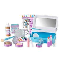 Melissa & Doug Love Your Look Pretend Makeup Kit Play Set