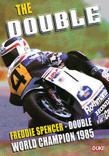 The Double: Freddie Spencer - Double World Champion 1985 (DVD, 2016)