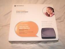 Motorola Broadband Voice Gateway (Vonage) Voip Phone Interface Complete