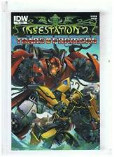 IDW Comics Infestation 2 Transformers #2 NM- Feb 2012