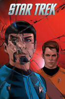 Star Trek, Volume 12 Mike Johnson Tony Shasteen Paperback Book