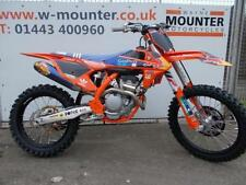 225 to 374 cc KTM Motorcross (off - road)s