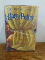 Harry Potter, Adventures of Wizard JK Rowling 3x HC/DJ Scholastic 1st US Edition