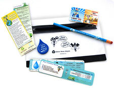 Pencil Case Kit, Earth Day bookmark | Recycle Conservation school supplies