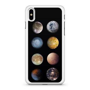 Elegant Colourful Exquisite Delightful Extravagant Full Moons Phone Case Cover