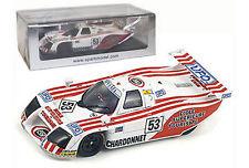 Spark S0664 Lancia LC1 #53 Le Mans 1983 - Hesnault/Perrier/Salam 1/43 Scale