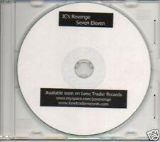 (506B) JC's Revenge, Seven Eleven - DJ CD