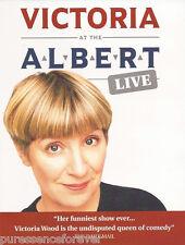 VICTORIA WOOD: VICTORIA AT THE ALBERT - LIVE (Audio Cassette)