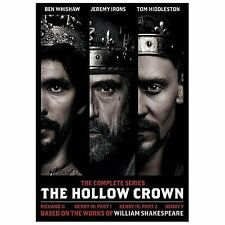 The Hollow Crown - The Complete Series (Boxset) New DVD