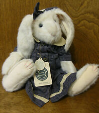 """Boyds Plush #916490 Regena Haresford, 13"""" NEW/Tag From Retail Store, RABBIT"""