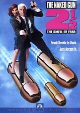 THE NAKED GUN 2 1/2: THE SMELL OF FEAR - NEW & SEALED R4 DVD (LESLIE NIELSEN)