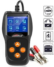 KONNWEI Professional Car Battery Tester on Cranking System, Charging System