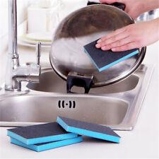 Kitchen Tool Bowl Pan Dish Cleaning Sponge Descaling Cleaning Magic Brush d