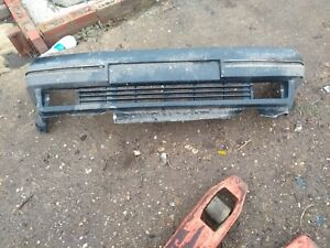Renault 5 Gt Turbo front  Bumper spares or Repair damaged
