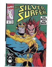 Silver Surfer Vol 3 #45 NM Marvel (Jan, '91)