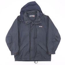SCHOTT Blue 00s Regular Casual Outdoor Jacket Mens M