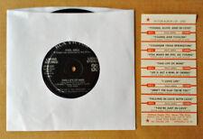 "PAUL ANKA - THIS LIFE I LOVE - RCA - 7"" STEREO 33 1/3  + (5) JUKEBOX STRIPS"