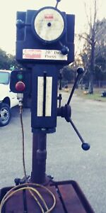 Dayton 20'' Drill Press Model # 6W282