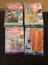 Deagostini Cake Decorating Magazine Issues 154,155,156,157 With Free Gift New