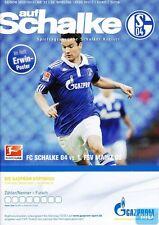 Schalker Kreisel + 07.05.2011 + FC Schalke 04 vs. 1.FSV Mainz 05 + Programm +