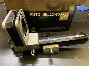 Olympus Auto Bellows, OM Mount - Mount Only