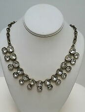 J Crew Double Brulee Necklace