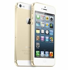 Unlocked Apple iPhone 5s - 16GB - Gold  A1533 AT&T T-Mobile Smartphone Srb